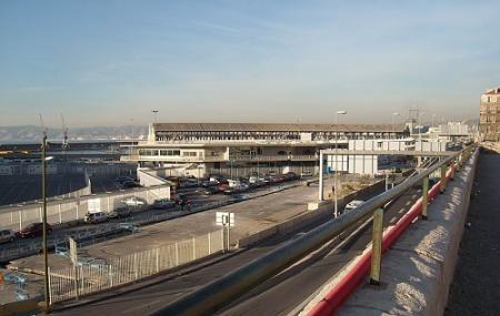 Les Docks Des Marseille, Marseille
