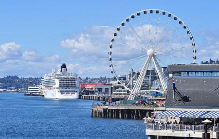 Seattle Great Wheel, Seattle