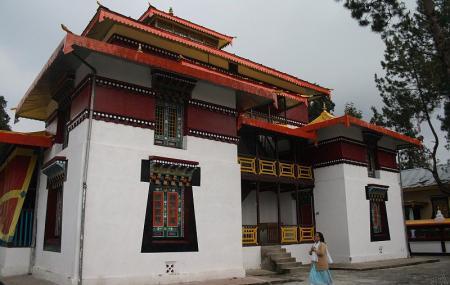 Enchey Monastery Image