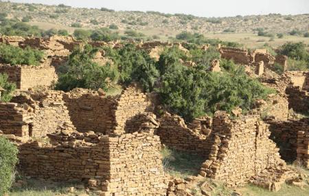 Kuldhara Abandoned Village Image