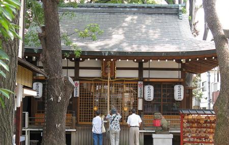 Abeseimei Shrine Image