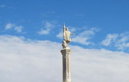 Monumento De Cristobal Colon, Madrid