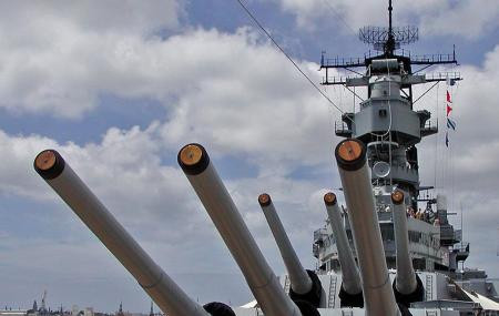 Uss Missouri, Honolulu