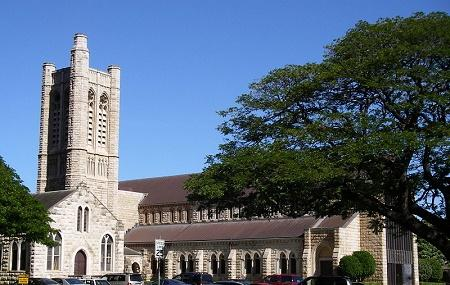 St. Andrew's Cathedral Image
