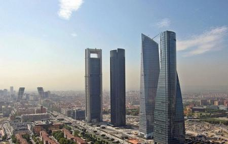 Cuatro Torres Business Area, Madrid