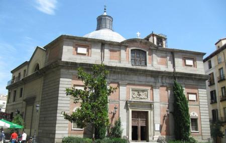 Iglesia Santiago Y S. Juan Bautista Image