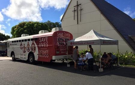 Calvary By The Sea Lutheran Church, Honolulu