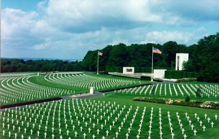 Luxembourg American Cemetery And Memorial Image