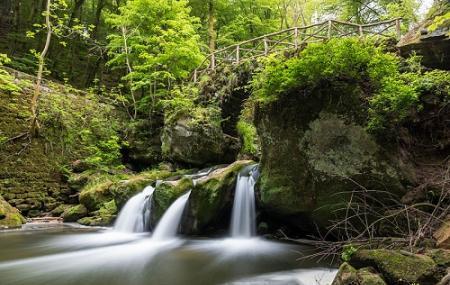 Mullerthal Trail, Luxemburg City