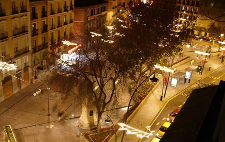 Plaza Tirso De Molina, Madrid