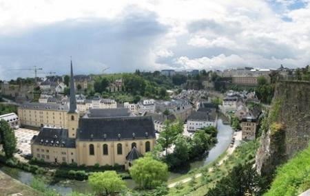 Barrio Grund, Luxemburg City