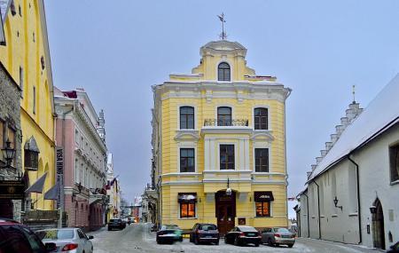 Kalev Marzipan Museum Room, Tallinn