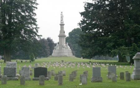 Gettysburg National Cemetery, Gettysburg