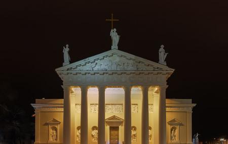Vilnius Cathedral, Vilnius