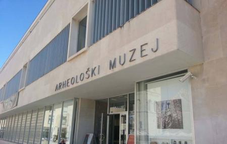 Archeological Museum, Zadar