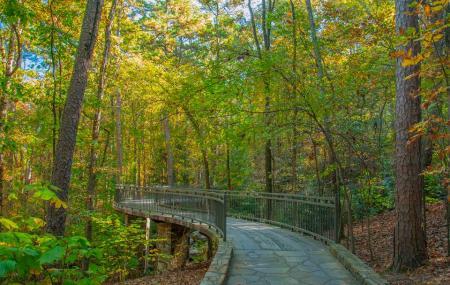 Garvan Woodland Gardens, Hot Springs