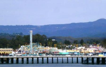 Santa Cruz Beach Boardwalk, Santa Cruz