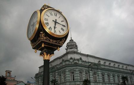 Europe Square, Batumi