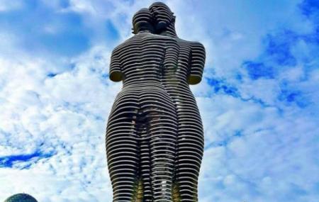 Monument Ali And Nino, Batumi