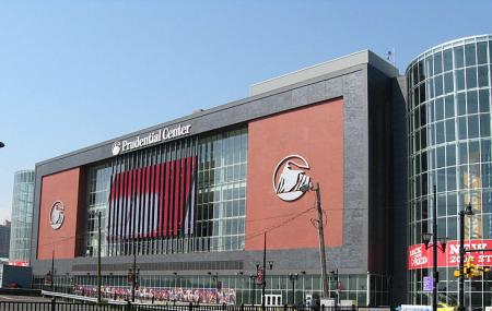 Prudential Center, Newark