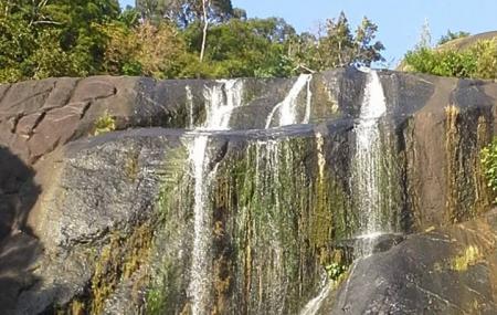 Telaga Tujuh Waterfalls, Langkawi Island