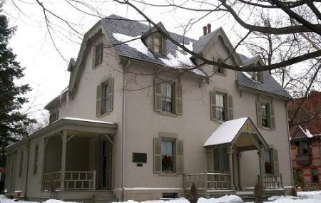 Harriet Beecher Stowe Center, Hartford