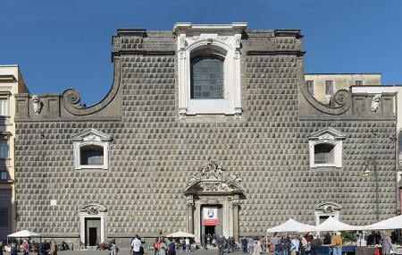 Church Of Gesu Nuovo, Naples