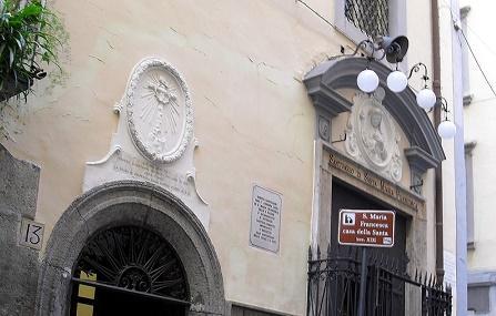 Chiesa Di Santa Maria Francesca Delle Cinque Piaghe, Naples