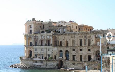 Villa Donn'anna, Naples