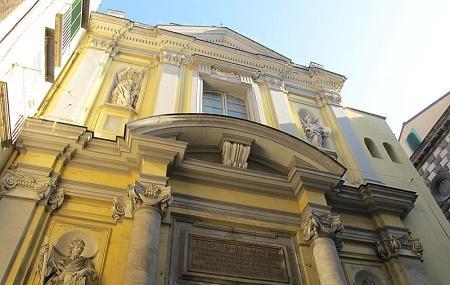La Chiesa Dell'arte Della Seta - Complesso Dei Santi Filippo E Giacomo, Naples