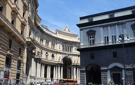 Piazza Trieste E Trento Image