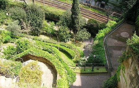Parco Vergiliano A Piedigrotta, Naples