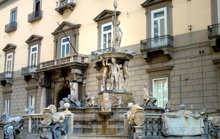 Fountain Of Neptune Image