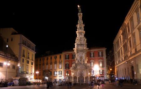 Piazza Del Gesu Nuovo, Naples