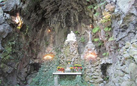 The Grotto - National Sanctuary Of Our Sorrowful Mother, Portland