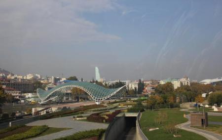 The Bridge Of Peace Image