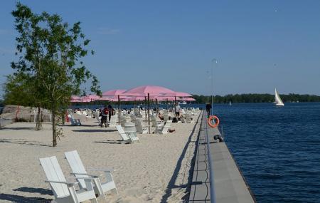 Sugar Beach Park, Toronto
