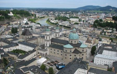 Salzburg Old Town, Salzburg