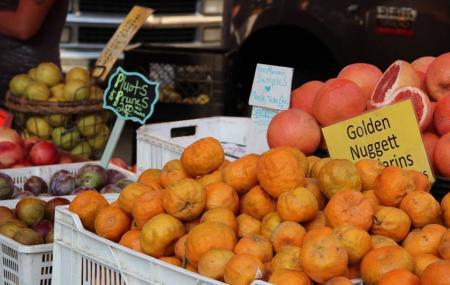 Downtown Slo Farmer's Market, San Luis Obispo