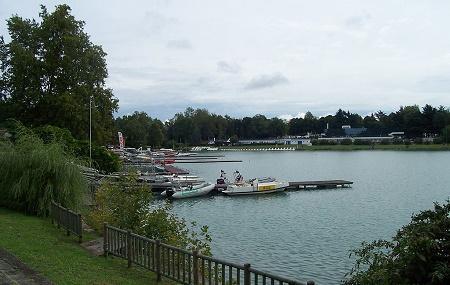 Idroscalo Lake, Milan