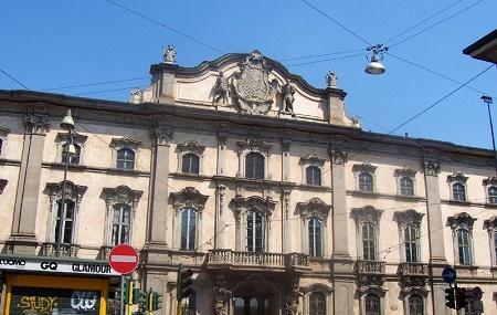 Palazzo Litta, Milan