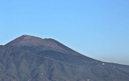 Mt Vesuvius, Naples