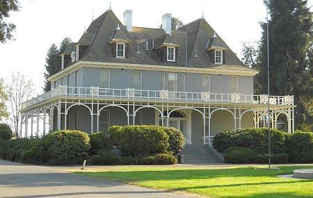 Kearney Mansion Museum, Fresno