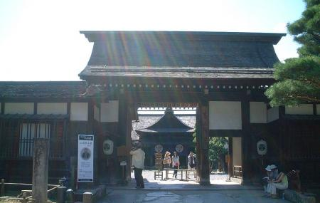 Takayama Jinya, Takayama