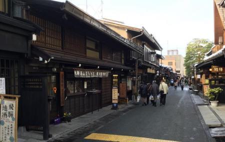 Takayama Old Town, Sanmachi Suji, Takayama