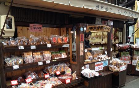 Takayama Morning Market Image
