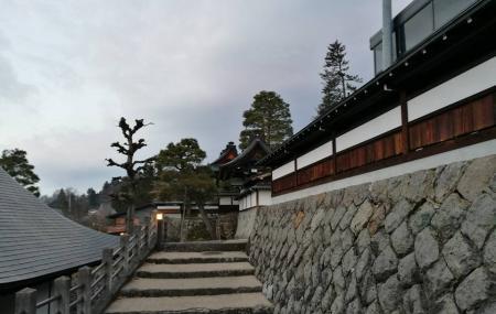 Higashiyama Walking Course, Takayama
