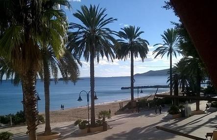 Platja De Ses Figueretes, Ibiza