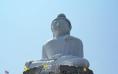 Big Buddha Image