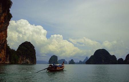 Phang Nga Bay Image